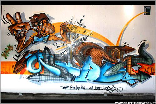 Featured Graffiti Artist