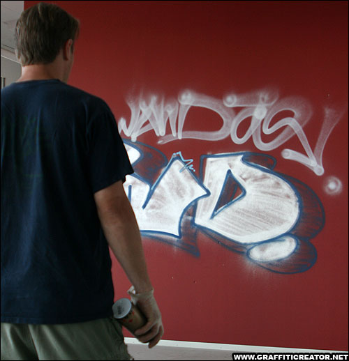 Featured Graffiti Artist